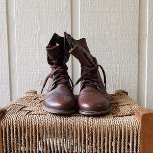 Combat Boots Steve Madden